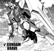 RX-93 ν Gundam Vrabe (Ep 02) 02