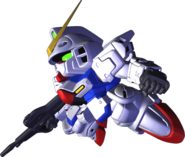 SD Gundam G Generation RE V Gundam