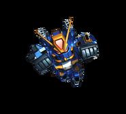 Super Gundam Royale Waterproof Gundam