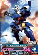 Gundam AGE-1 Spallow Try Age 4