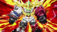 Super Shock Gundam (Episode 16) 02
