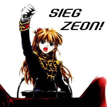 Asuka Sieg Zeon