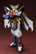 GF13-017∞ Gundam God Master (Gunpla) (Front)