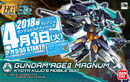 HGBD Gundam AGEII Magnum-First Press