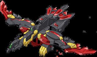 Armed Armor Hattori (Original) (Front)