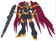 Wing Gundam Zero Rebellion (Lelouch Custom)