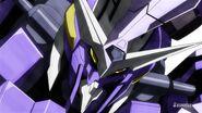 ASW-G-66 Gundam Kimaris Vidar (Episode 45) Face Close up (1)