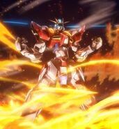 BG-011B Build Burning Gundam (Ep 01) 01