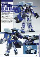 Blue flame full armor