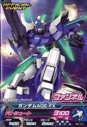 Gundam AGE-FX Try Age 1