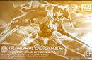 HGBD Gundam 00 Diver -Golden Dive Sparkle-