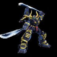 Gundam Online musha gundam mk-ii