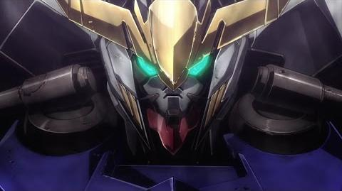 MOBILE SUIT GUNDAM IRON-BLOODED ORPHANS PV2