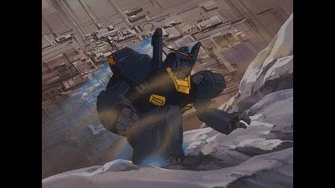 The Black Gundam