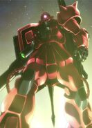 MS-06BR Ballistic Zaku (Battlogue 01) 01