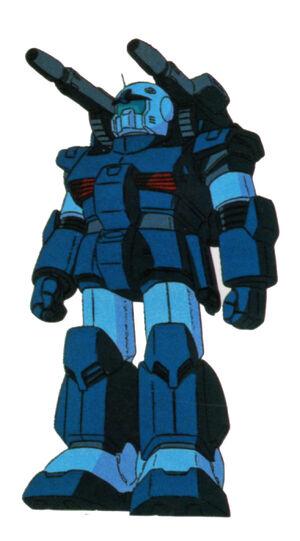 RX-77-3(GUNCANNON HEAVY CUSTOM)