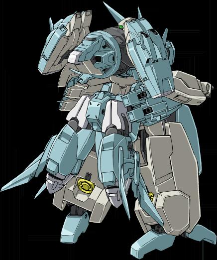 Image - Seravee Gundam Scheherazade (Rear).png | The ...