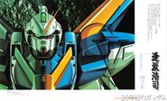 Victory 2 Gundam Illust Hiroshi Ousaka