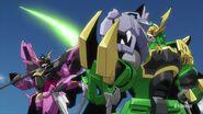 XXXG-01S2龍虎狼 Gundam Jiyan Altron (Episode 23) 01