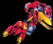 ''SD Gundam G Generation Crossrays'' Scorpio