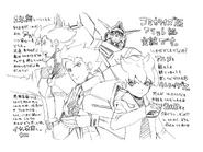 Flit Sketches Manga