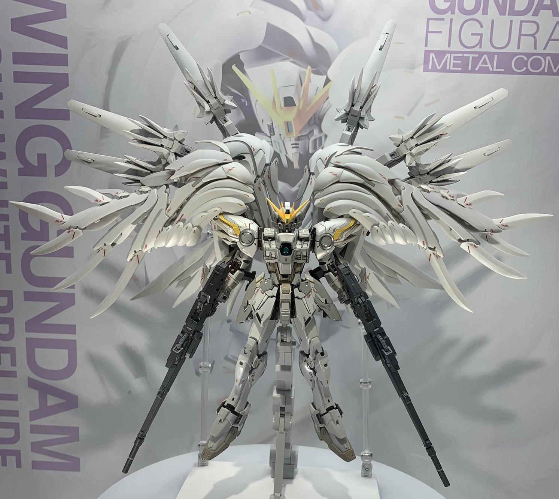 Xxxg 00ysw Wing Gundam Snow White Prelude The Gundam Wiki Fandom