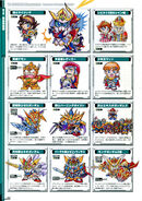 Gold Saga Character 7