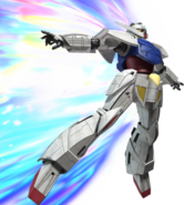 Turn A Gundam Game Model 3