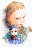 Gundam Wing Novel 5 3