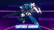 Gunpla Promo Video Earthree Gundam