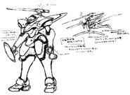 Ishigaki Crouda Bertigo style Concept design