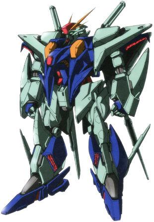 Front (SD Gundam G Generation version)