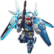 SD Gundam G Generation Genesis G-Self PP