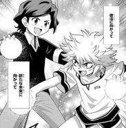 Tatsuya and toru