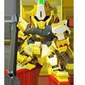 Unit as hyaku shiki clay bazooka