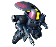 SD Gundam G Generation Cross Rays EWAC Leo