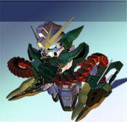 SD XXXG-01S2 Altron Gundam
