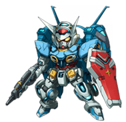 Super Robot Wars X Gundam G-Self Space Pack