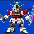 Unit as sword impulse gundam