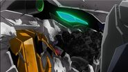 Destroyed Legilis Gundam 2