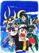 Full Armor Zeta Gundam Gundam Boy