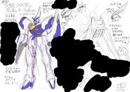 Gundam Nouvelle Sketches