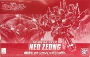Gunpla SDBB NeoZeong-Metallic box