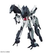 Jupitive Gundam (Gunpla) (Rear)