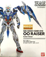 MG 00 Raiser Clear Color Ver