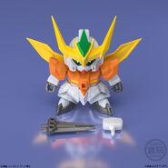Shock Gundam (Minipla) 01
