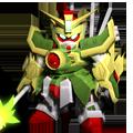 Unit a dragon gundam