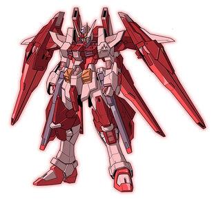 Front (Crimson Comet Mode)