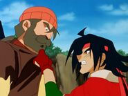 Andrew Graham and domon