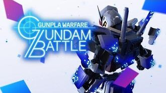GUNDAM BATTLE GUNPLA WARFARE - Announcement Gameplay Trailer iOS, Android